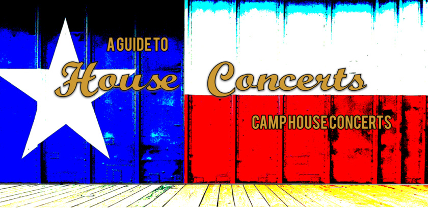 House Concerts Header